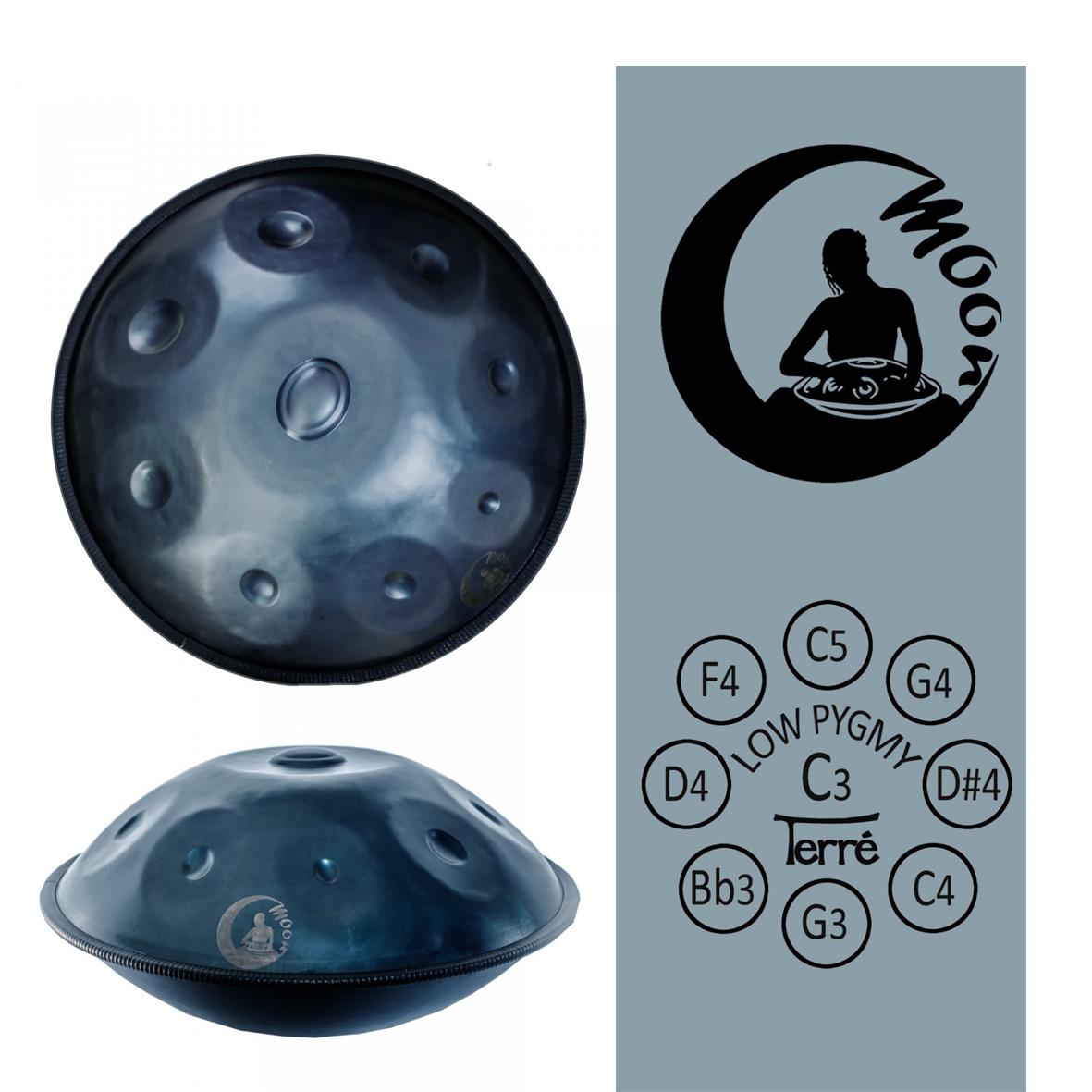Terre Terre Handpan Moon 382307 - C Low Pygmy