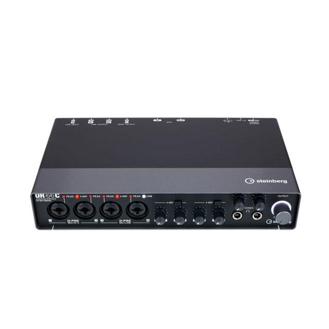Steinberg Steinberg UR 44 C 6 x 4 USB 3.0 Audio-Interface
