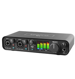 Motu  MOTU M4 Audio-Interface 4 Kanal mit USB C