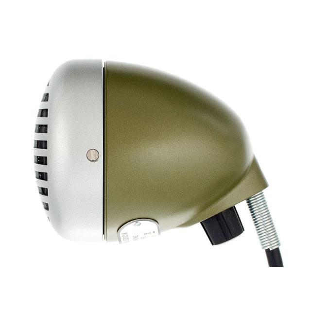 SHURE Shure 520 DX Dynamisches Mikrofon (Für Mundharmonika)