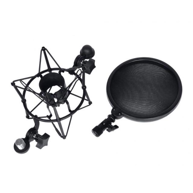 LD Systems LD Systems DSM 400 Mikrofon Spinne & Popschutz