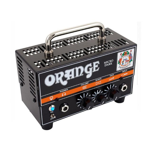 Orange Orange Micro Dark mini Topteil