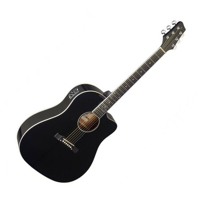 Stagg Stagg SA35 DSCE - Black
