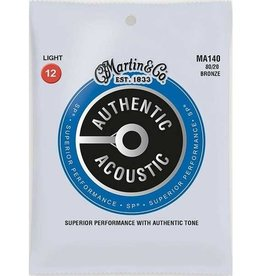 Martin & Co. Martin Acoustic - MA 140 - 80/20 Bronze