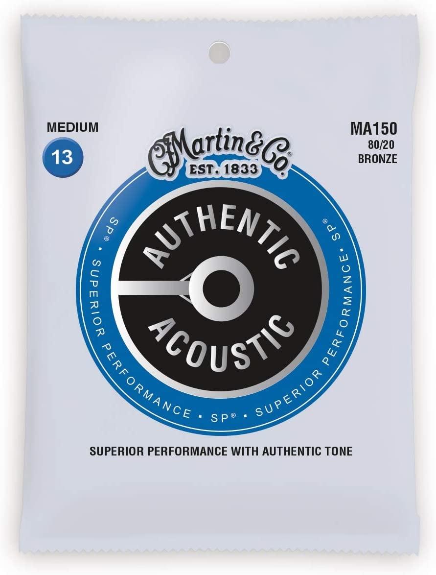 Martin & Co. Martin Acoustic Saiten - MA 150 - 80/20 Bronze - 13-56