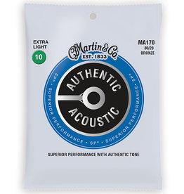 Martin & Co. Martin Acoustic - MA 170 - 80/20 Bronze