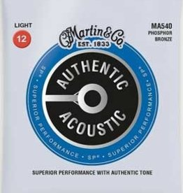 Martin & Co. Martin Acoustic - MA 540 - Phosphor Bronze