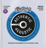 Martin & Co. Martin Acoustic Saiten - MA 535 - Phosphor Bronze - 11-52