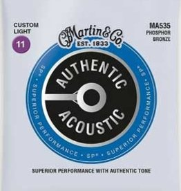 Martin & Co. Martin Acoustic - MA 535 - Phosphor Bronze