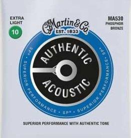 Martin & Co. Martin Acoustic - MA 530 - Phosphor Bronze