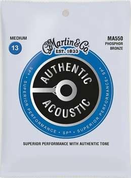 Martin & Co. Martin Acoustic Saiten - MA 550 - Phosphor Bronze - 13-56