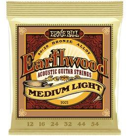 Ernie Ball Ernie Ball - Earthwood - Medium Light - 2003 - 80/20 Bronze