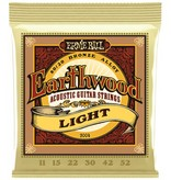 Ernie Ball Ernie Ball - Earthwood - Light - 2004 - 80/20 Bronze - 11-52