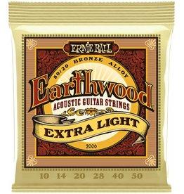 Ernie Ball Ernie Ball - Earthwood - Extra Light - 2006 - 80/20 Bronze