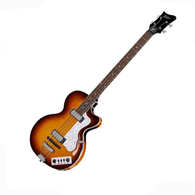 Höfner  Höfner Club Bass Ignition Sunburst HI-CB-SB