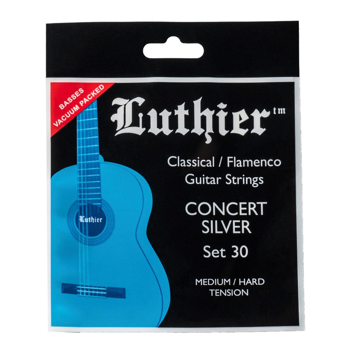 Luthier Luthier Set 30 M/HT Classical/Flamenco Saitensatz