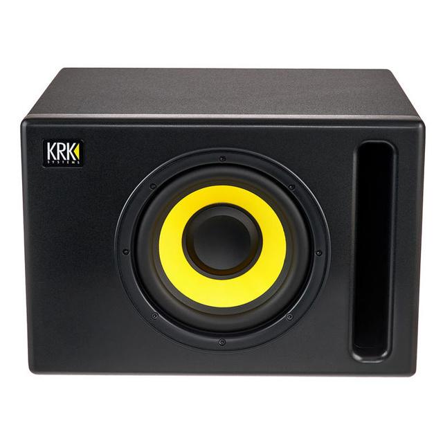 KRK SYSTEMS KRK S8 G4 Aktiver Studio Subwoofer