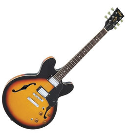 Vintage Gitarre Vintage VSA 500 SB