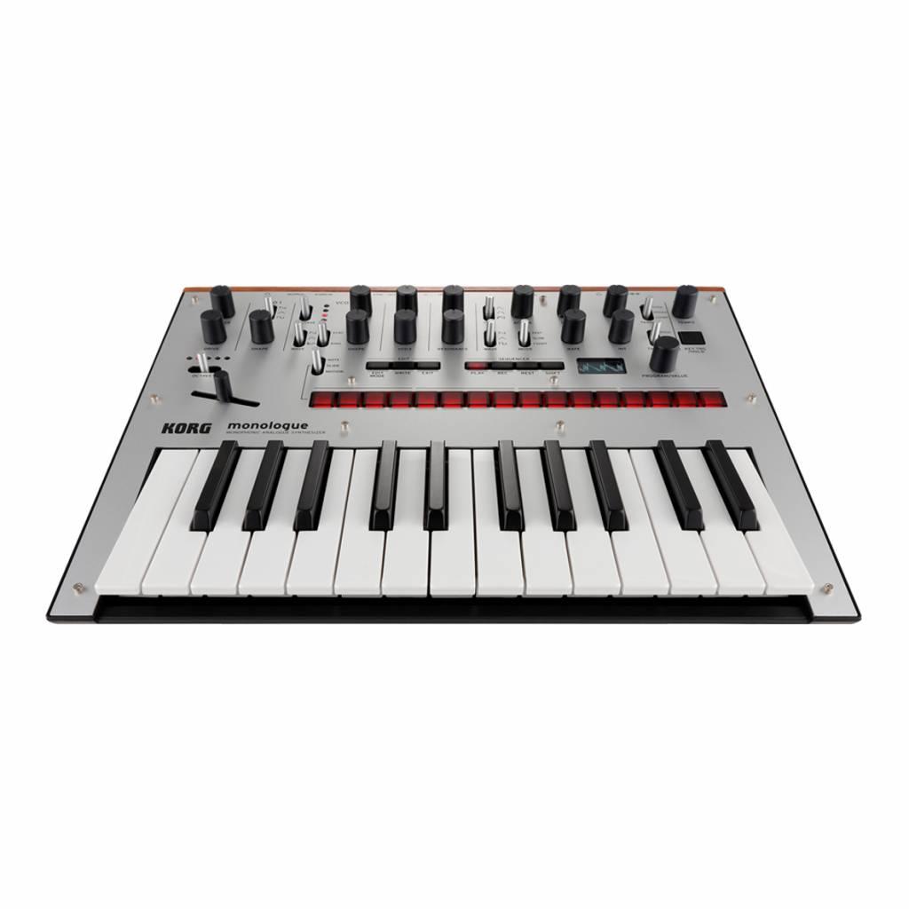KORG Korg Monologue monophone Analog Synthesizer Stepsequenzer