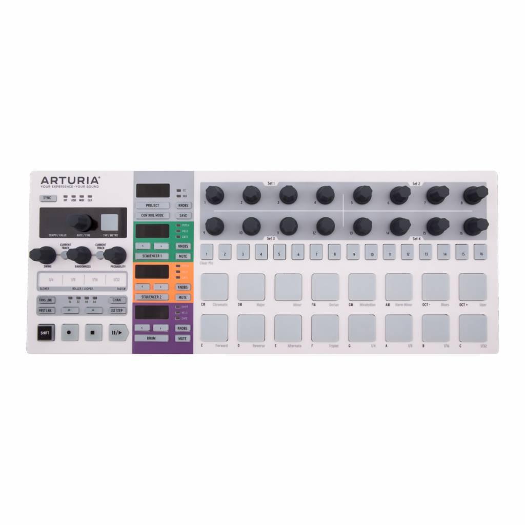 ARTURIA Arturia Padcontroller / Stepsequenzer / standalone