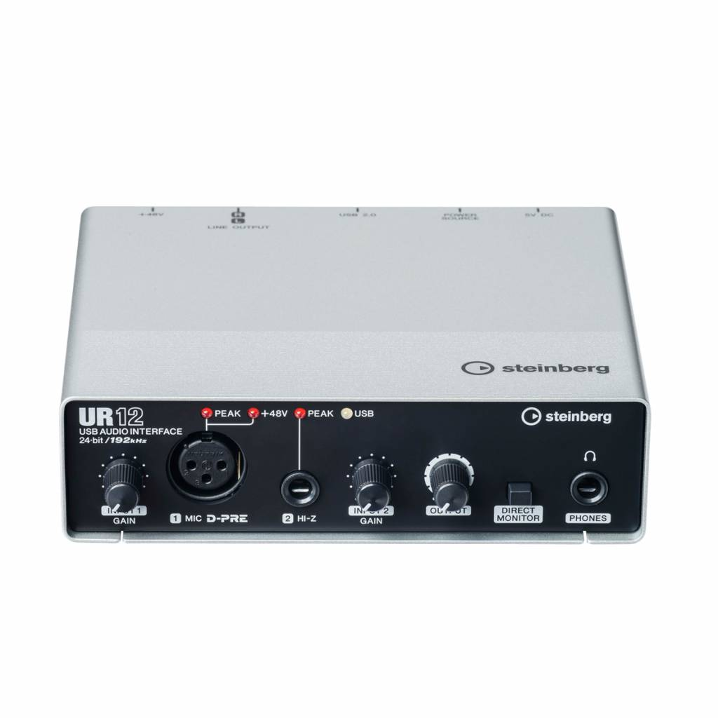 Steinberg Steinberg UR12 Audio Interface