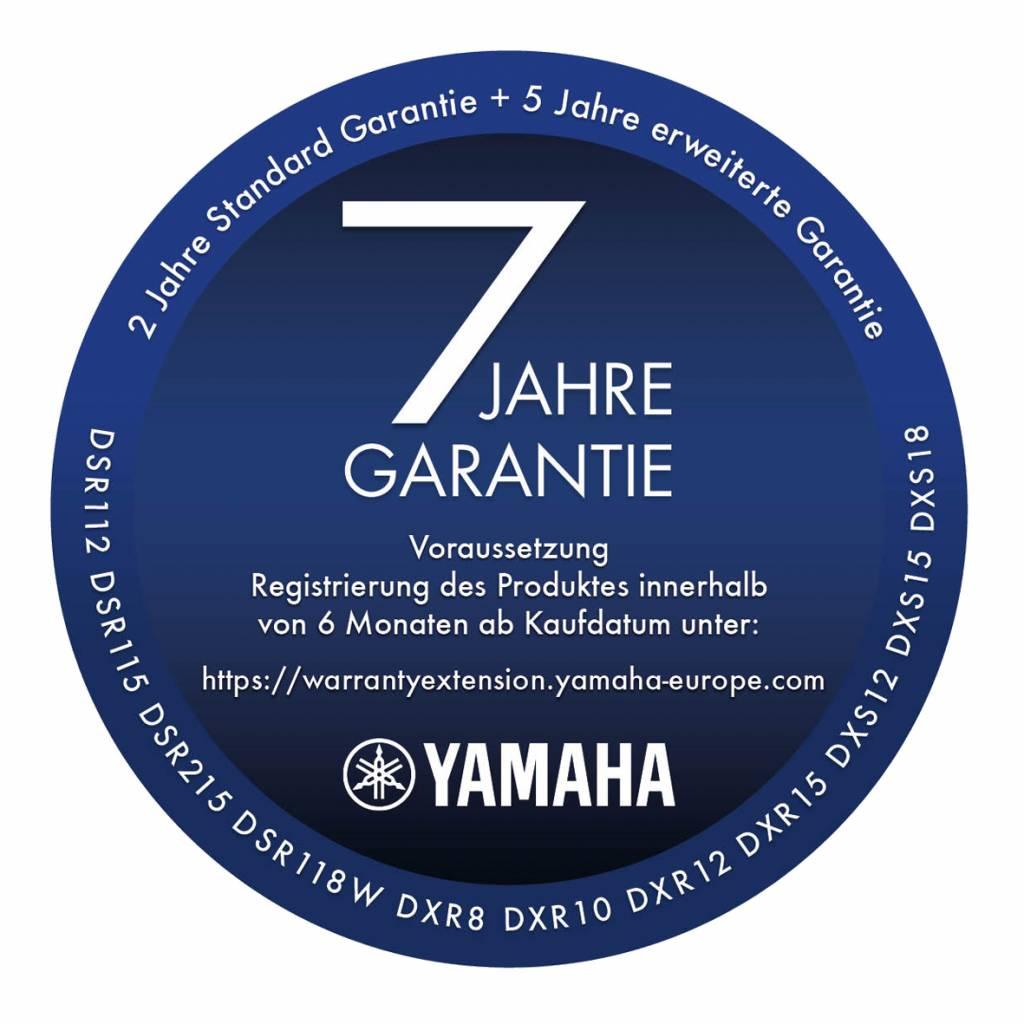 Yamaha Yamaha DXR 12 MK II