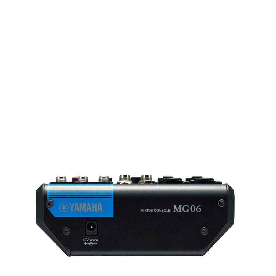 Yamaha Yamaha MG06 analog Mixer