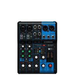 Yamaha Yamaha MG06X analog Mixer mit Effekten