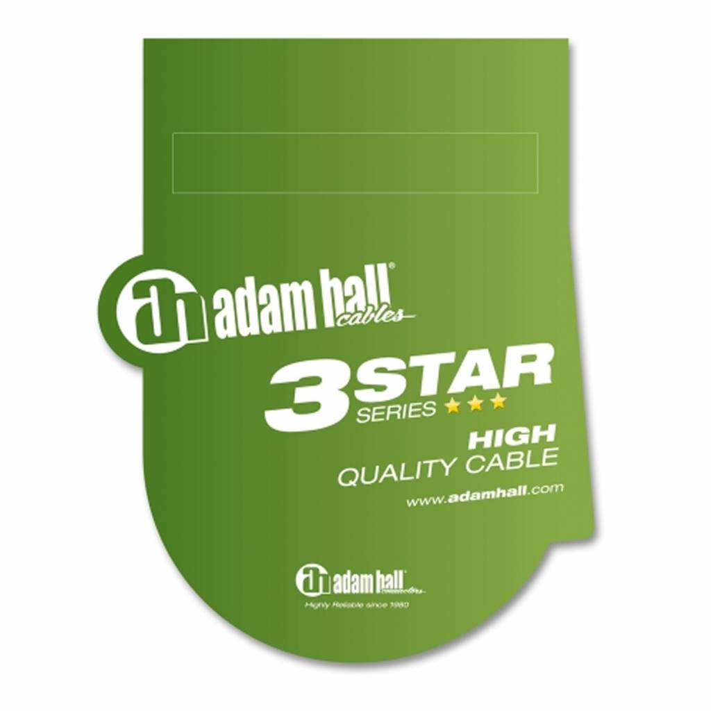 ADAM HALL Adam Hall Midi Kabel 0,75m K3MIDI0075
