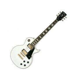 Vintage Vintage Les Paul  Arctic White E-Gitarre V100 Series