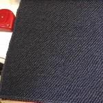Meubelstof Borini Donkerblauw Gemeleerd 38