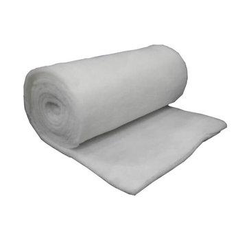 Fiberfill op rol 400 grams , 160 cm breed