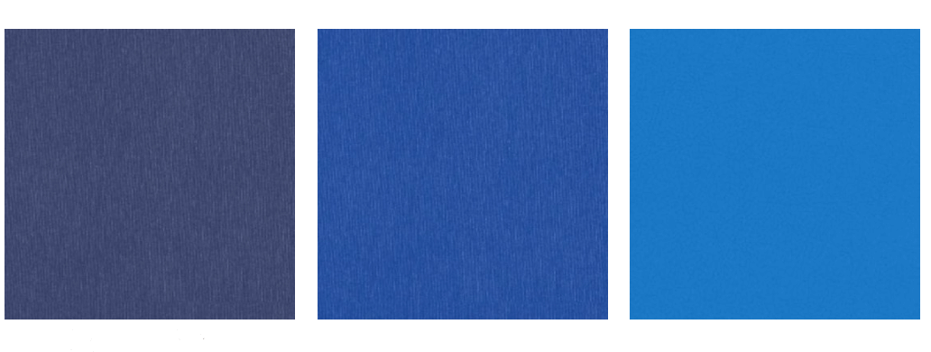 Blauwe meubelstoffen