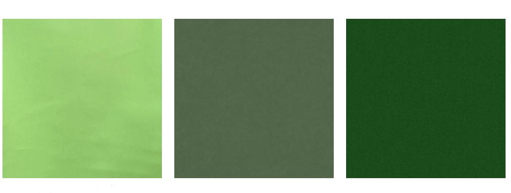 Groene meubelstoffen