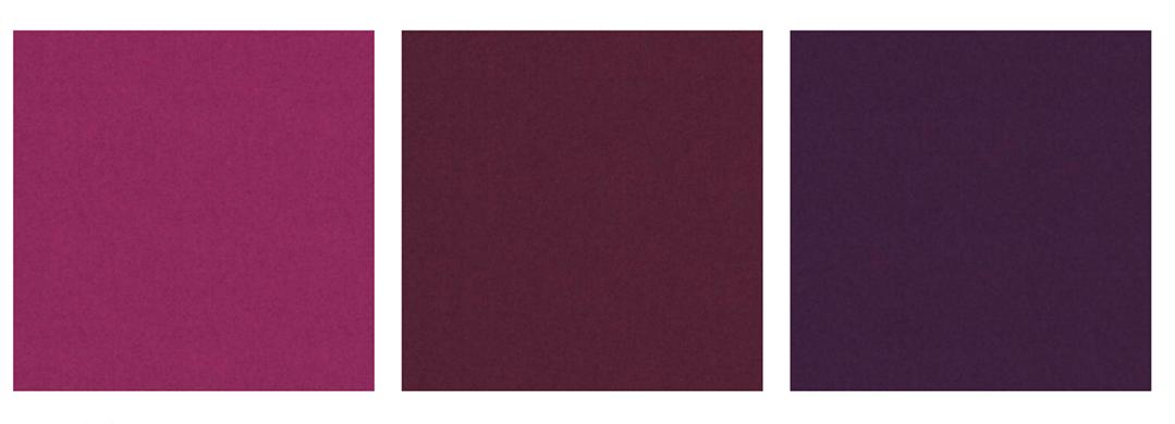 Roze/paarse meubelstof
