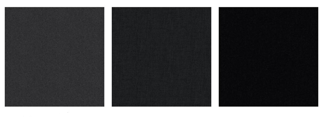 Zwarte meubelstoffen