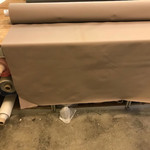 Polpal Orlando (hazelnoot) - outdoor stof
