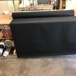 Polpal Orlando (zwart) - outdoor stof