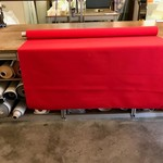 Polpal Orlando (rood) - outdoor stof