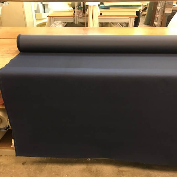 Polyesterdoek  (marineblauw) - outdoor stof