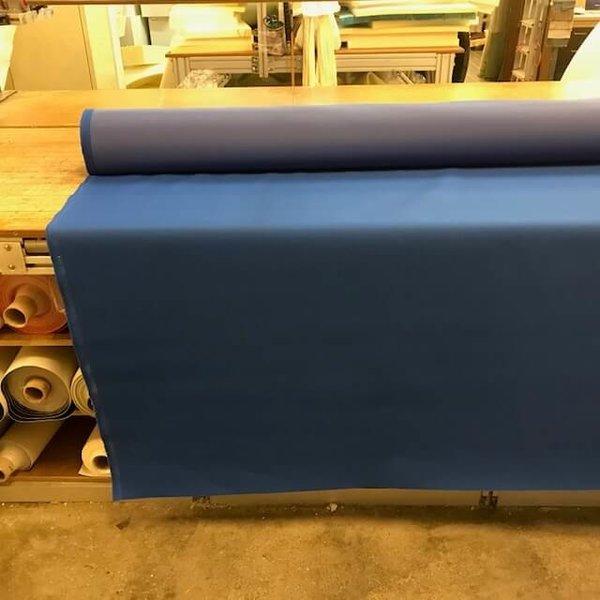 Polyesterdoek  (blauw) - outdoor stof