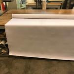 Polyesterdoek  (wit) - outdoor stof