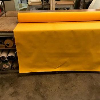 Polpal polyesterdoek - geel