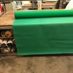 Polyesterdoek  (appeltjesgroen) - outdoor stof