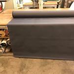 Polyesterdoek  (grijs) - outdoor stof