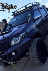 Toyota Spatbordverbrders voor Toyota HiLux  2005-2014 - 95 mm breed