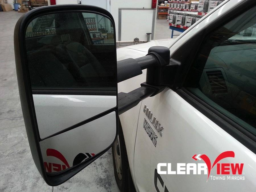 Toyota Clearview Towing Mirror Toyota Hilux 2005 to 2015