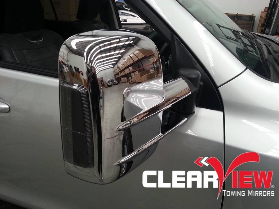Toyota Clearview rétroviseurs Toyota 150/Prado -  seulement le fonctionnement électrique / clignotant