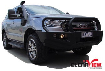 Ford Clearview Towing Mirror Ford Everest Electric Only