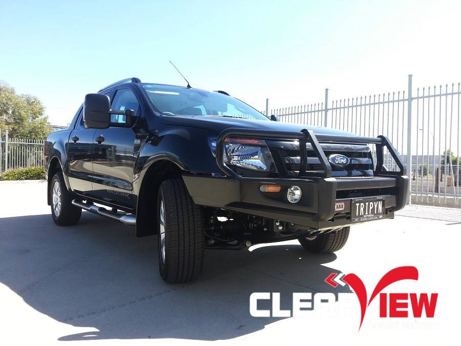 Ford Clearview Extra breite spiegel Ford Ranger